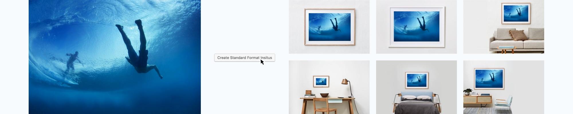WooCommerce Image Merge