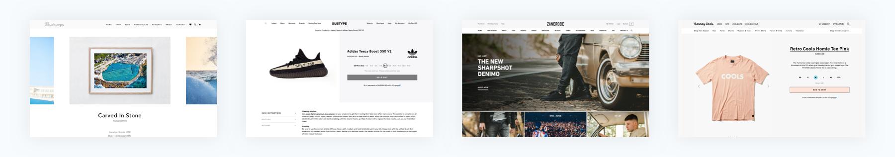 WooCommerce eCommerce designer